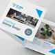 Interior Design Square Trifold Brochure - GraphicRiver Item for Sale