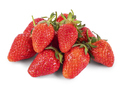 Pile of fresh strawberry - PhotoDune Item for Sale