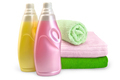 Fabric softener with towels - PhotoDune Item for Sale