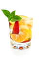 Fruit cocktail in a glass - PhotoDune Item for Sale