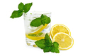 Ice water and lemon - PhotoDune Item for Sale