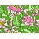 Seamless Pattern with Lotus Flowers. Art Nouveau - GraphicRiver Item for Sale