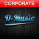 Corporate Upbeat Uplifting Background - AudioJungle Item for Sale