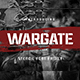 Wargate - Stencil Family - GraphicRiver Item for Sale