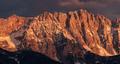 Beautiful mountain sunset in the Julian Alps - PhotoDune Item for Sale