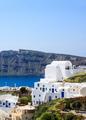 Santorini island, Greece - Caldera over Aegean sea - PhotoDune Item for Sale