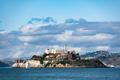 View on Alcatraz Island from pier 39 - PhotoDune Item for Sale