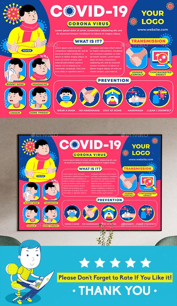 Covid-19 Infographic