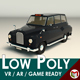 Low Poly Taxi Cab 03 - 3DOcean Item for Sale