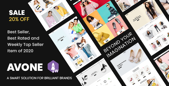Avone - Multipurpose Shopify Theme