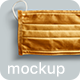Face Mask Mockup - GraphicRiver Item for Sale