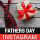 Fathers day Instagram Story and Banner Templates - GraphicRiver Item for Sale