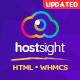 HostSite - Hosting and Technology HTML + WHMCS Template - ThemeForest Item for Sale