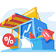 Small Store Building - GraphicRiver Item for Sale