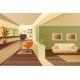 Hall Balcony Apartment Interior Vector - GraphicRiver Item for Sale