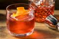 Refreshing Boozy Gin Negroni Cocktail - PhotoDune Item for Sale