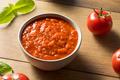 Fresh Organic Basil Tomato Pizza Sauce - PhotoDune Item for Sale