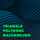 Triangle Polygons Background - VideoHive Item for Sale