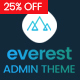 Everest Admin Theme - WordPress Backend customizer - CodeCanyon Item for Sale