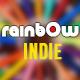 Inspiring Indie Pop Rainbow