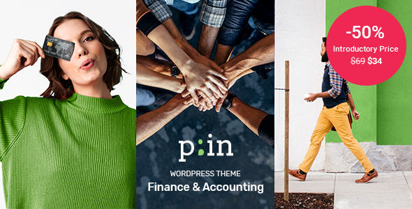 Photo of PrimeInvest – Finance WordPress Theme Full Download