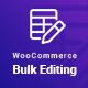 WooCommerce Bulk Product Editing - CodeCanyon Item for Sale