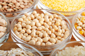 Soy beans closeup - PhotoDune Item for Sale