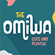 Omiwa - GraphicRiver Item for Sale