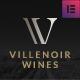 Villenoir - Wine Template Kit - ThemeForest Item for Sale