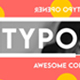 New Typo Intro - VideoHive Item for Sale