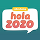 Hola Zozo - GraphicRiver Item for Sale