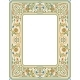 Victorian Floral Frame - GraphicRiver Item for Sale