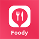 Foody mobile App UI Kit for Figma - ThemeForest Item for Sale