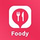 Foody mobile App UI Kit for Adobe XD - ThemeForest Item for Sale