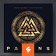 Pagans – Music Album Cover Template - GraphicRiver Item for Sale