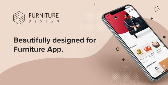 Furniture Design UI Kit for Figma