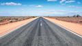 road to horizon in western Australia - PhotoDune Item for Sale