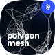 Polygon Mesh Photoshop Brushes - GraphicRiver Item for Sale