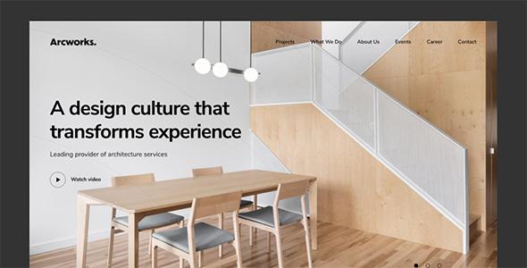 Arcworks — Architecture & Interior design