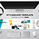 Stylescape / Moodboard Template 03 - GraphicRiver Item for Sale