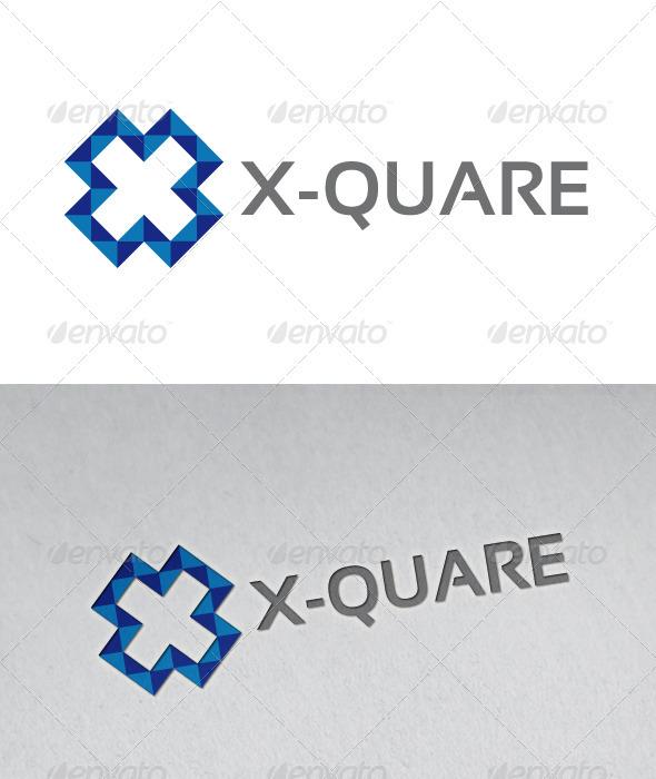 X - Quare Logo