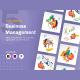 Business Management v1 - GraphicRiver Item for Sale