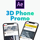 3D Smartphone Presentation for After Effects - VideoHive Item for Sale