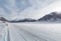 snowy national highway in Tibet - PhotoDune Item for Sale