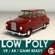 Low Poly Sedan Car 10 - 3DOcean Item for Sale