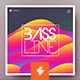 Bassline – Music Album Cover Art Template - GraphicRiver Item for Sale