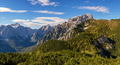 The beautiful mountain scenery on an autumn day - PhotoDune Item for Sale