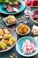 Assorted eastern desserts - PhotoDune Item for Sale