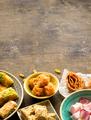 Eastern desserts background - PhotoDune Item for Sale