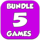 Casual 5 games - Bundle 3 - CodeCanyon Item for Sale